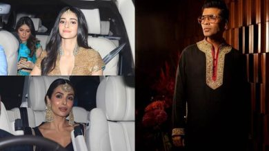 Photo of Sandeep Khosla's Diwali party was completely star studded