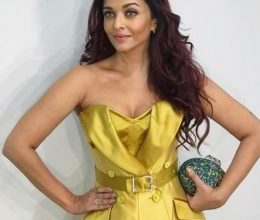 Photo of Aishwarya Rai Bachchan looks gorgeous in an Alexis Mabille gown