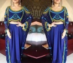 Photo of Bhumi Pednekar look's stunning in blue outfit