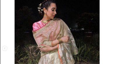 Photo of Light up your diwali look like Karisma Kapoor