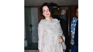 Photo of Kangana Ranaut's strong ethnic style