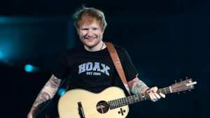 Photo of ED SHEERAN gig in India remains unchanged
