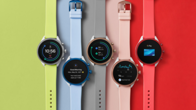 Photo of Fossil has launched a new smartwatch 'Sport'