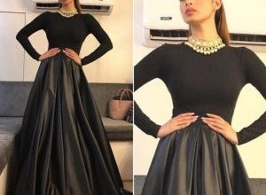 Photo of Mouni Roy looked stellar in all black outfit