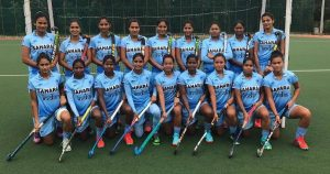 Photo of Indian women's hockey team are in top 10 of world rankings