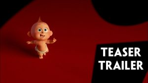 Photo of The Incredibles 2 teaser