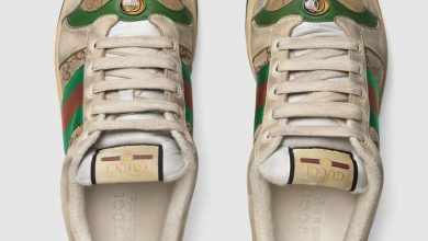 Photo of Gucci is selling dirty sneakers at around Rs 60,000
