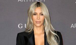 Photo of Kim Kardashian's perfume is reportedly banned in Australia, New Zealand