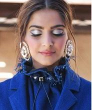 Photo of Sonam Kapoor in an all-denim outfit from Mother of Pearl