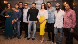 Photo of The full-fledged cast of Race 3 revealed by Salman Khan