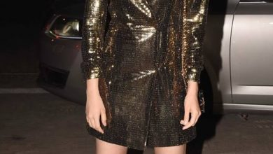 Photo of Shraddha Kapoor shines bright in this shimmery dress
