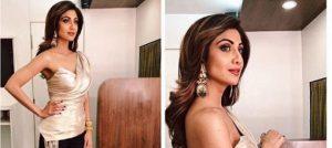 Photo of Shilpa Shetty shows glam way to work metallics with denims