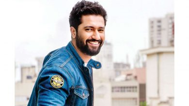 Photo of Vicky Kaushal dedicates a song to Harleen Sethi on No Filter Neha
