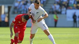 Photo of New Zealand, Peru battle to 0-0 draw in FIFA World Cup playoff