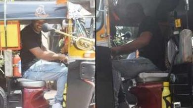 Photo of Who wouldnt want this ride: Will Smith drives an auto on the streets of Mumbai