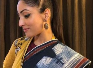 Photo of Yami Gautam's experimental outfit