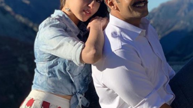 Photo of Ranveer Singh and Sara Ali Khan opt for funky outfits for promotions of Simbaa