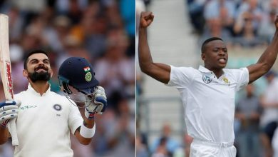 Photo of Virat Kohli, Kagiso Rabada finish 2018 on top in ICC Test Player Rankings