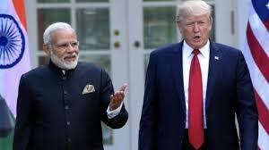 Photo of Donald Trump mocks PM Modi for funding library in Afghanistan
