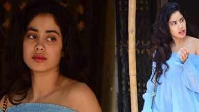 Photo of Janhvi Kapoor's take on casual and comfortable style