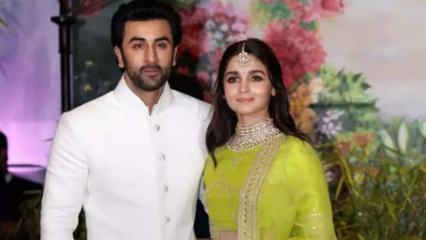 Photo of Alia Bhatt and Ranbir Kapoor go for a dinner date on Valentines Day