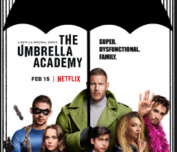 Photo of The Umbrella Academy is a light hearted Netflix series