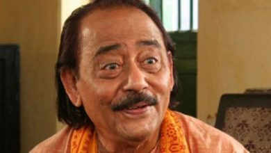 Photo of Chinmoy Roy veteran Bengali actor dies