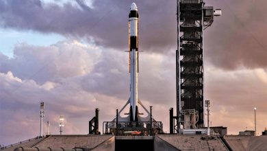 Photo of SpaceX launches Crew Dragon rocket to carry humans