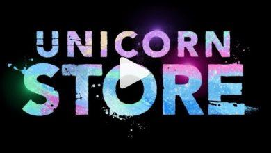 Photo of Samuel L Jackson and Brie Larson's Unicorn Store trailer