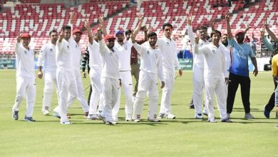 Photo of Afghanistan win their first-ever Test match