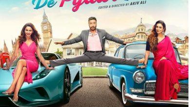 Photo of Ajay Devgan and Tabu starrer De De Pyaar De trailer released