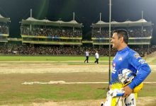 Photo of 12,000 attend CSK practice game to watch MS Dhoni