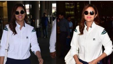 Photo of Parineeti Chopra and Jacqueline Fernandez airport look