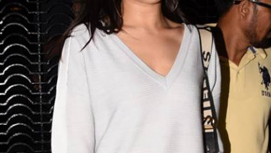 Photo of Shraddha Kapoor looks adorable in this sweater dress