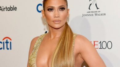 Photo of Jennifer Lopez to be honoured by the Council of Fashion Designers of America (CFDA)
