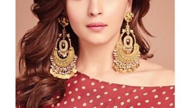 Photo of Alia Bhatt stuns in this Sabyasachi outfit