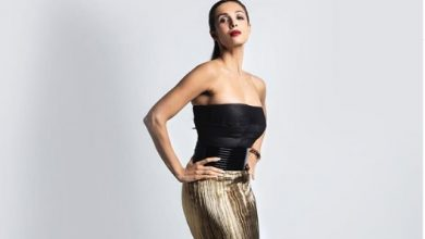 Photo of Malaika Arora stuns in this Amit Aggarwal gown