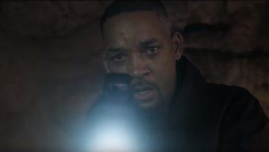 Photo of Will Smith's Gemini Man trailer released