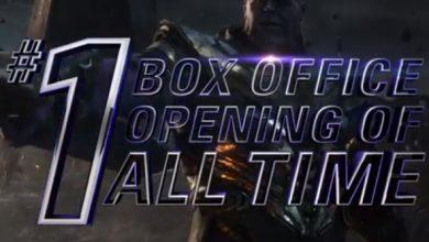 Photo of Avengers Endgame crosses 1 billion dollar mark worldwide