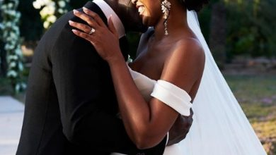 Photo of Idris Elba got hitched to Sabrina Dhowre