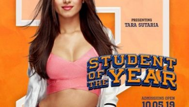 Photo of Tara Sutaria to play a lead role in 'Student of the Year 2'