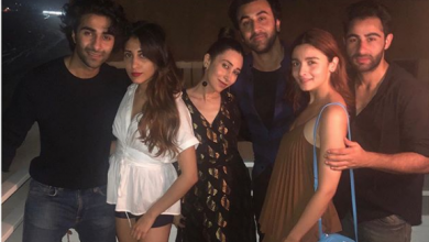 Photo of Alia Bhatt celebrates weekend with Ranbir Kapoor and cousins