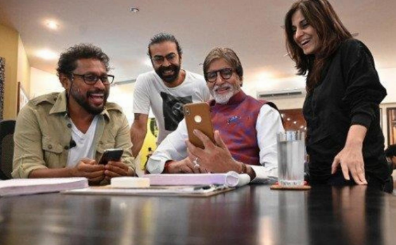 Ayushmann Khurrana and Amitabh Bachchan to star in Gulabo Sitabo