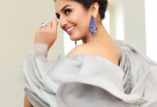 Huma qureshi slaying in flowing gown at cannes