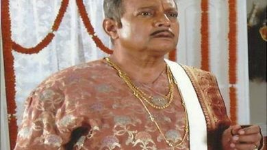 Photo of Bengali actor Mrinal Mukherjee is dead