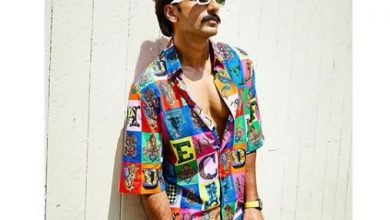 Photo of Ranveer Singh nails this quirky outfit