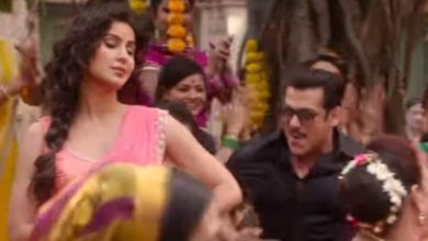 Photo of Salman Khan and Katrina Kaif starrer Bharat movie new song released
