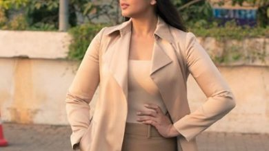 Photo of Huma Qureshi keeps it simple yet stylish for her travel