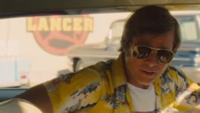 Photo of Brad Pitt and Leonardo DiCaprio starrer Once Upon a Time in Hollywood trailer released