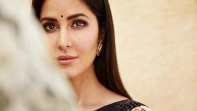 Photo of Katrina Kaif looks elegant in this Sabyasachi sari